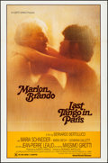 """Movie Posters:Drama, Last Tango in Paris (United Artists, R-1982). Flat Folded, Overall:Very Fine-. One Sheets (50) Identical (27"""" X 41""""). Drama... (Total:50 Items)"""