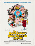 "Movie Posters:Animation, The Bugs Bunny/Road Runner Movie (Warner Brothers, 1979). Rolled, Very Fine. Poster (30"" X 40""). Chuck Jones Artwork. Animat..."