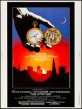 "Movie Posters:Science Fiction, Time After Time (Warner Brothers, 1979). Rolled, Very Fine. Poster(30"" X 40""). Larry Noble Artwork. Science Fiction.. ..."