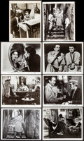 """Movie Posters:Drama, Sirocco (Columbia, 1951). Fine/Very Fine. Photos (16) (Approx. 8"""" X10""""). Drama.. ... (Total: 16 Items)"""