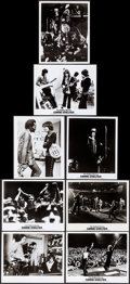 """Gimme Shelter (Cinema 5, 1970). Overall: Very Fine+. Photos (15) (8"""" X 10""""). Rock and Roll. ... (Total: 15 Ite..."""