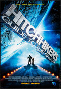 "Movie Posters:Science Fiction, The Hitchhiker's Guide to the Galaxy (Touchstone, 2005). Rolled,Very Fine-. One Sheet (27"" X 40"") DS. Science Fiction.. ..."