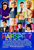 "Movie Posters:Comedy, Hairspray & Other Lot (New Line, 2007). Rolled, Very Fine. OneSheets (2) (27"" X 40"") DS, Advance. Comedy.. ... (To..."