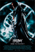 """Movie Posters:Fantasy, Hellboy & Other Lot (Columbia, 2004). Rolled, Very Fine-. One Sheets (2) (26.75"""" X 39.75"""" & 27"""" X 40"""") SS Advance. Fantasy.... (Total: 2 Items)"""