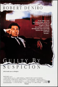 """Movie Posters:Drama, Guilty by Suspicion & Other Lot (Warner Brothers, 1990).Rolled, Very Fine. One Sheets (2) (27"""" X 40.5"""" & 27"""" X 40"""") SS.Dra... (Total: 2 Items)"""