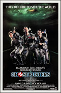 "Movie Posters:Comedy, Ghostbusters (Columbia, 1984). Rolled, Very Fine+. One Sheet (27"" X41""). Comedy.. ..."