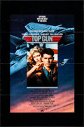 "Movie Posters:Action, Top Gun & Other Lot (Paramount, 1986). Folded & Rolled,Fine/Very Fine. One Sheets (3) (27"" X 41"") SS. Action.. ... (Total:3 Items)"
