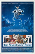 """Movie Posters:Fantasy, The NeverEnding Story (Warner Brothers, 1984). Rolled, Very Fine-.One Sheet (27"""" X 41"""") Richard Hescox Artwork. Fantasy.. ..."""