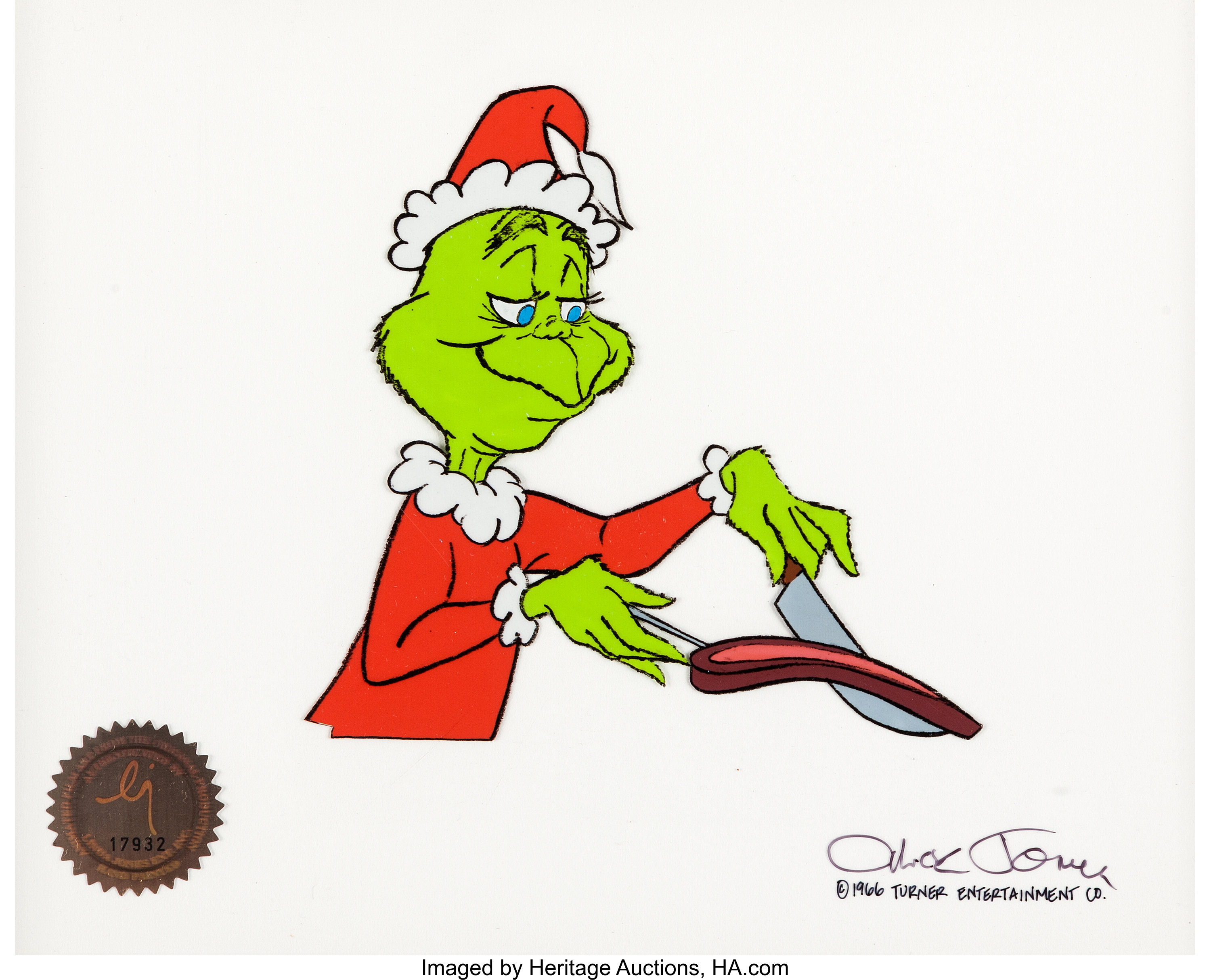 Dr. Seuss' How the Grinch Stole