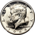 Proof Kennedy Half Dollars, 1964 50C Accented Hair, FS-401, PR67 Ultra Cameo NGC....