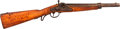 Long Guns:Muzzle loading, Isaac Campbell Percussion Saddle Ring Carbine....