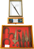 Military & Patriotic:Pre-Civil War, Texas War for Independence: Battlefield Relics from Gonzales, Goliad and San Jacinto. ...