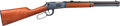 Long Guns:Lever Action, Winchester Model 94AE Saddle Ring Carbine.. ...