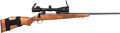 Long Guns:Bolt Action, Savage Arms Model 110 Bolt Action Rifle with Telescopic Sight.. ...