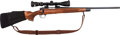 Long Guns:Bolt Action, Remington Model 700 Bolt Action Rifle with Telescopic Sight.. ...