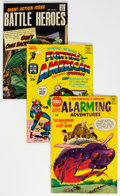 Silver Age (1956-1969):Miscellaneous, Silver Age Comics Group of 16 (Various Publishers, 1960s) ...