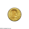 Commemorative Gold: , 1922 G$1 Grant with Star MS66 PCGS....