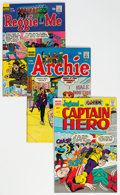 Silver Age (1956-1969):Humor, Archie Silver Age Comics Group of 8 (Archie, 1960s) Condition: Average VF.... (Total: 8 Comic Books)