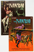 Silver Age (1956-1969):Adventure, Phantom #1 and 16 Group (Gold Key, 1962-66) Condition: Average VF-.... (Total: 2 Comic Books)