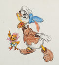 Animation Art:Concept Art, Chicken Little Concept Art (Walt Disney, 1967)....