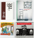 Books:Fine Press and Limited Editions, Fine Press and Limited Edition Signed Art Books Group of 5 (Various Publishers)....