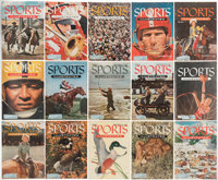 1954 Sports Illustrated Lot of 15