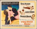 """Movie Posters:Comedy, A Very Special Favor & Other Lot (Universal, 1965). Folded,Overall: Fine/Very Fine. Half Sheets (3) (22"""" X 28""""), Inserts (3...(Total: 18 Items)"""
