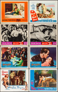 """Movie Posters:Drama, Miss Sadie Thompson & Other Lot (Columbia, 1953). Very Fine-.Lobby Cards (17) (11"""" X 14""""). Drama.. ... (Total: 17 Items)"""
