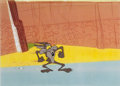 Animation Art:Production Cel, Here They Go, Go, Go! Wile E. Coyote Production Cel (Warner Brothers, 1956)....