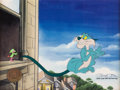 Animation Art:Production Cel, Mrs. Doubtfire Production Cel (Warner Brothers, 1993)....