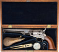 Handguns:Single Action Revolver, Cased Colt 1848 Baby Dragoon Single Action Revolver.. ...