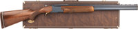 Cased Belgian Browning Lightning S5 Model Over & Under Shotgun
