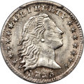 Early Half Dimes, 1795 H10C V-5, LM-8, R.3, MS63 PCGS. ...