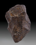 Meteorites:Irons, Campo del Cielo Meteorite. Iron, IAB-MG. Chaco, Argentina. Found: 1576. 2.44 x 1.44 x 1.30 inches (6.21 x 3.67 x 3.30 cm)...
