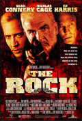 """Movie Posters:Action, The Rock & Other Lot (Buena Vista, 1996). Rolled, Overall: Very Fine+. One Sheets (3) (27"""" X 40"""" & 26.75"""" X 39.75"""") SS. Acti... (Total: 3 Items)"""