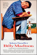 "Movie Posters:Comedy, Billy Madison & Other Lot (Universal, 1995). Rolled, Overall:Very Fine. One Sheets (3) (26.75"" X 39.75"" & 27"" X 40"") DS.Co... (Total: 3 Items)"
