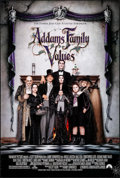 "Movie Posters:Comedy, Addams Family Values & Other Lot (Paramount, 1993). Rolled,Very Fine-. One Sheets (3) (26.75"" X 39.75"", 27"" X 40"", & 27"" X... (Total: 3 Items)"
