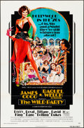 """Movie Posters:Drama, The Wild Party & Other Lot (American International, 1975).Folded, Overall: Fine/Very Fine. One Sheets (6) (27"""" X 41""""),Lobb... (Total: 25 Items)"""