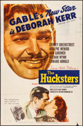 "Movie Posters:Drama, The Hucksters (MGM, 1947). Folded, Fine+. One Sheet (27"" X 41""),& Title Card (11"" X 14""). Drama.. ... (Total: 2 Items)"