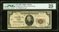 Small Size:Federal Reserve Bank Notes, Fr. 1860-F $10 1929 Federal Reserve Bank Note. PMG Very Fine 25.. ...