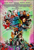 """Movie Posters:Action, Suicide Squad (Warner Brothers, 2016). Rolled, Very Fine/Near Mint. One Sheet (27"""" X 40"""") DS, Advance, Mushroom Cloud Style...."""