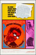 """Movie Posters:Comedy, I Love You, Alice B. Toklas! & Other Lot (Warner Brothers,1968). Folded, Overall: Very Fine-. One Sheets (2) (27"""" X 41"""").C... (Total: 2 Items)"""