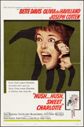 """Movie Posters:Horror, Hush...Hush, Sweet Charlotte & Other Lot (20th Century Fox, 1964). Folded, Very Fine-. One Sheets (2) (27"""" X 41""""). Horror.. ... (Total: 2 Items)"""