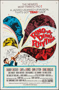 "Movie Posters:Rock and Roll, Ring-A-Ding Rhythm (Columbia, 1962). Folded, Very Fine-. One Sheet (27"" X 41""). Rock and Roll.. ..."