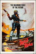 "Movie Posters:Science Fiction, Mad Max (American International, 1980). Very Fine- on Linen. OneSheet (27"" X 41"") Bill Garland Artwork. Science Fiction.. ..."