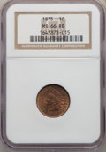 Proof Indian Cents: , 1875 1C MS66 Red and Brown NGC. NGC Census: (19/0). PCGS Population: (13/0). CDN: $1,350 Whsle. Bid for problem-free NGC/PC...