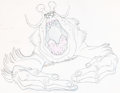 Animation Art:Production Drawing, Space Ace Animation Drawings Group of 3 (Don Bluth, 1983).... (Total: 3 Original Art)