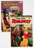 Golden Age (1938-1955):Romance, Golden Age Romance Group of 2 (Various Publishers, 1949-54)Condition: Average FR/GD.... (Total: 2 Comic Books)