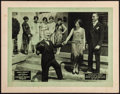 "Movie Posters:Comedy, A Blonde's Revenge (Pathe Exchange, 1926). Fine/Very Fine. Lobby Card (11"" X 14""). Comedy. From the Collection of Frank Bu..."