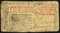 Colonial Notes:New Jersey, New Jersey May 1, 1758 30s Fine.. ...